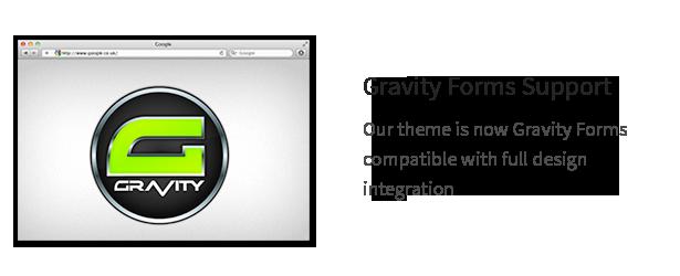 gravity - Omega - Multi-Purpose Responsive Bootstrap Theme