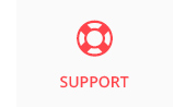 item support - Fevr - Creative MultiPurpose Theme
