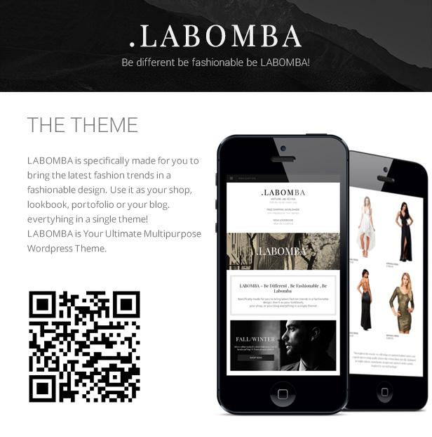 labomba 1 - Labomba - Responsive Multipurpose WordPress Theme
