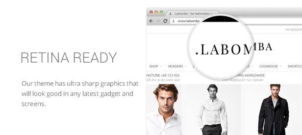 labomba 13 - Labomba - Responsive Multipurpose WordPress Theme