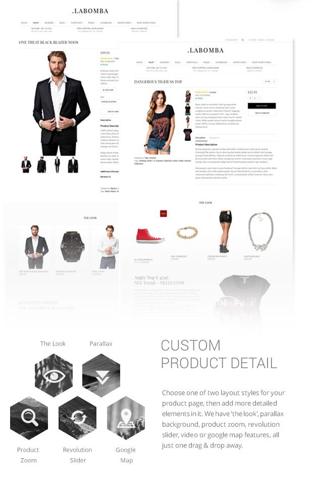 labomba 5 - Labomba - Responsive Multipurpose WordPress Theme
