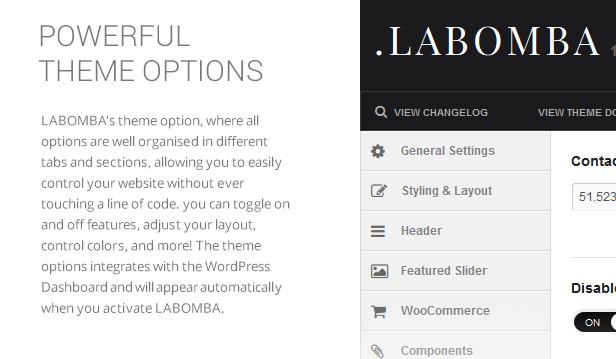 labomba 6 - Labomba - Responsive Multipurpose WordPress Theme
