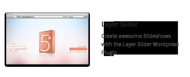 layer slider - Omega - Multi-Purpose Responsive Bootstrap Theme