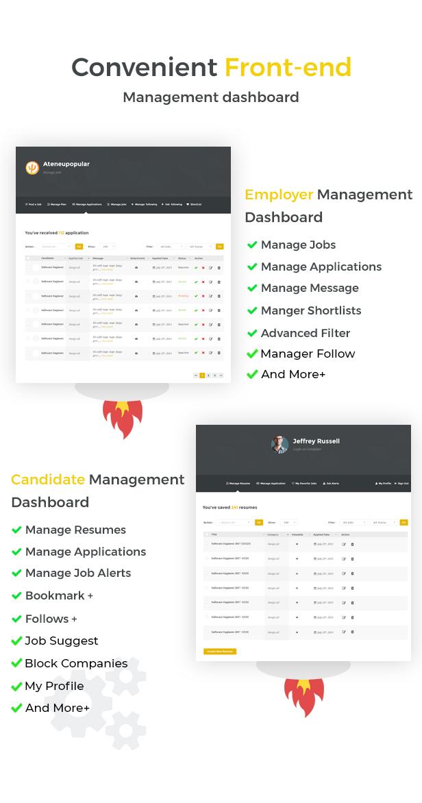 lnUneKo - Jobmonster - Job Board WordPress Theme