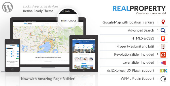 real property normal.  large preview - Real Property - RealEstate Theme