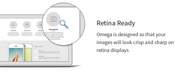 retina - Omega - Multi-Purpose Responsive Bootstrap Theme