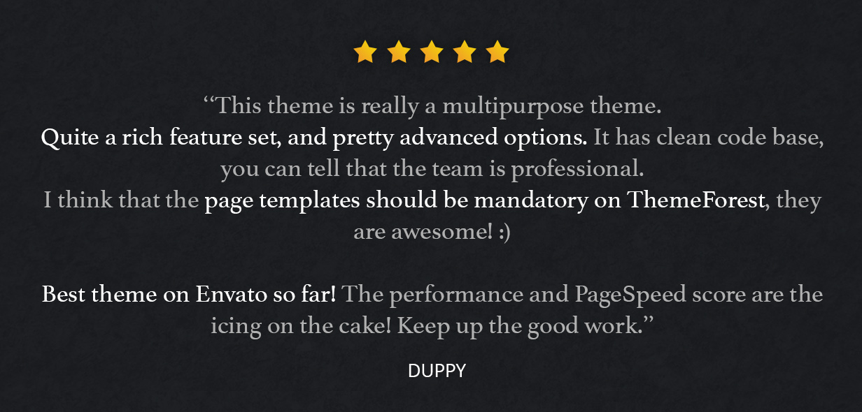 review2 - Fevr - Creative MultiPurpose Theme
