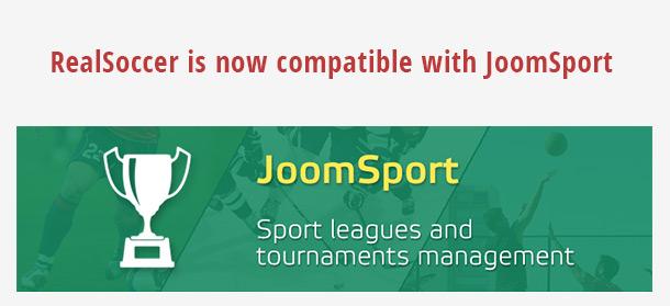 screen joomsport - Real Soccer - Sport Clubs WordPress