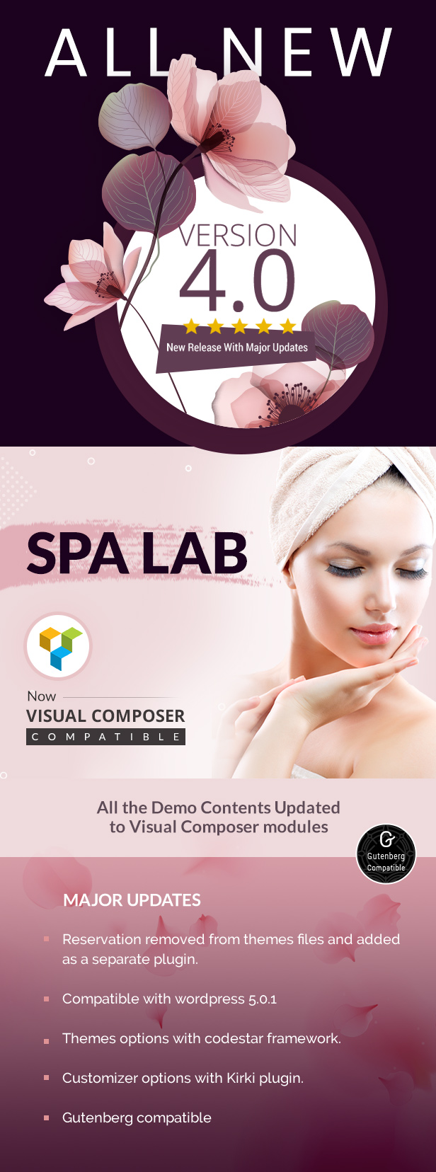spa lab vc - Spa Lab | Beauty Salon, Wellness WordPress Theme