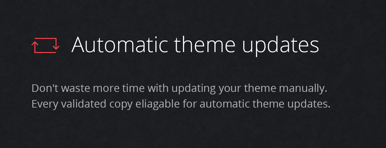 theme updates - Fevr - Creative MultiPurpose Theme