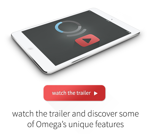 video - Omega - Multi-Purpose Responsive Bootstrap Theme