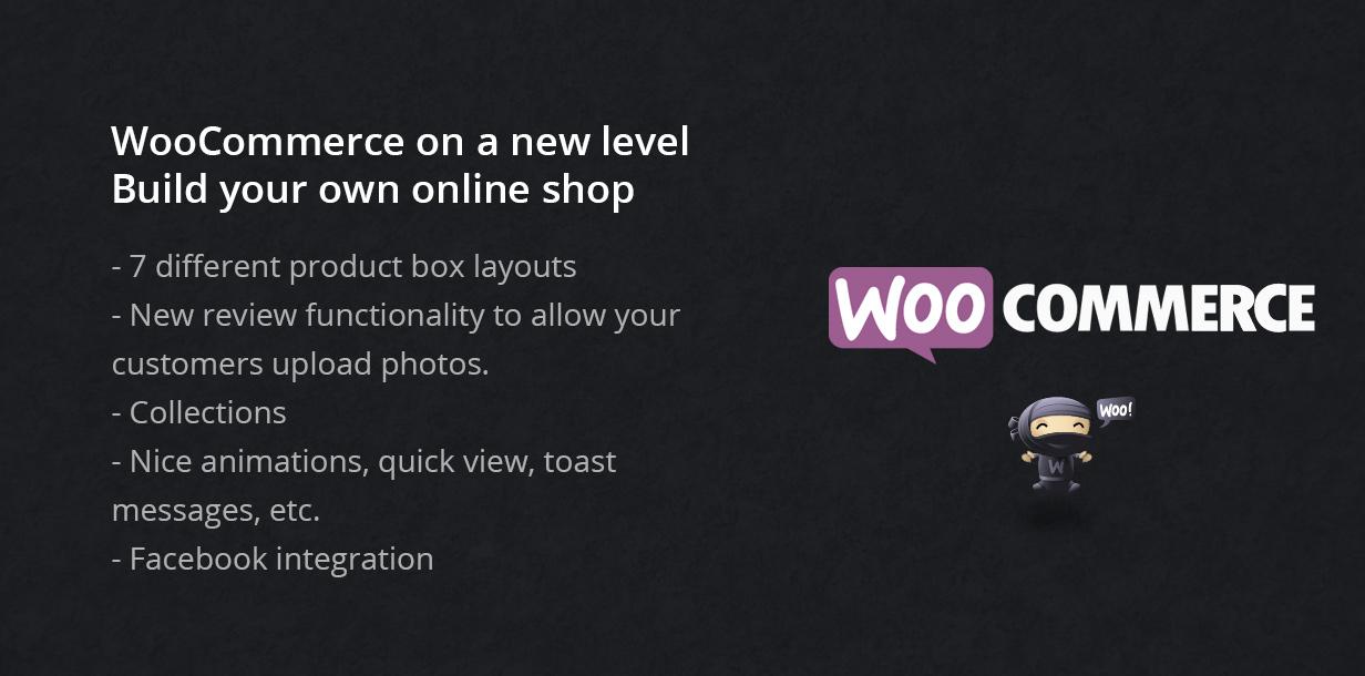 woocommerce - Fevr - Creative MultiPurpose Theme