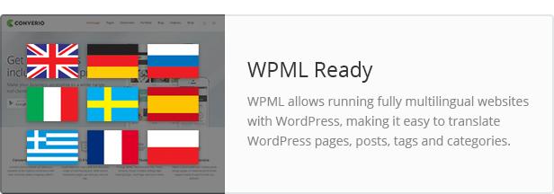 wpml - Converio - Responsive Multi-Purpose WordPress Theme