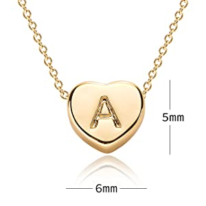 06d9f4e1 a221 4853 9010 ccbbc8d6755d.  CR0,0,646,646 PT0 SX300 V1    - Tiny Gold Initial Heart Necklace-14K Gold Filled Handmade Dainty Personalized Letter Heart Choker Necklace Gift for Women Necklace Jewelry