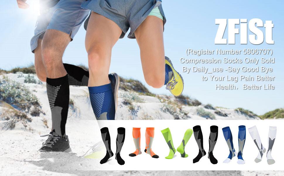 07dd8f8e b57a 4881 aedc 9378698fdd43.  CR0,0,970,600 PT0 SX970 V1    - ZFiSt 3Pair Medical Sport Compression Socks Men,20-30mmhg Run Nurse Socks for Edema Diabetic Varicose Veins