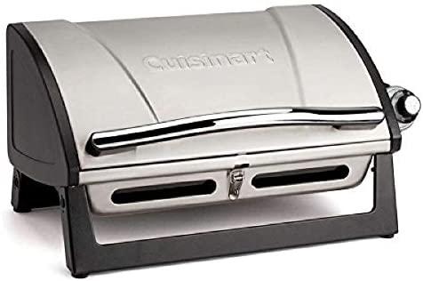 1619035778 417ddEuZxRL. AC  - Cuisinart CGG-059 Propane, Grillster 8,000 BTU Portable Gas Grill
