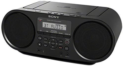 1619079113 416AukzJk9L. AC  - Sony Portable Bluetooth Digital Turner AM/FM CD Player Mega Bass Reflex Stereo Sound System