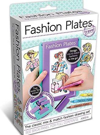 1619511931 51HC XX6BOL. AC  330x445 - Fashion Plates Travel Kit