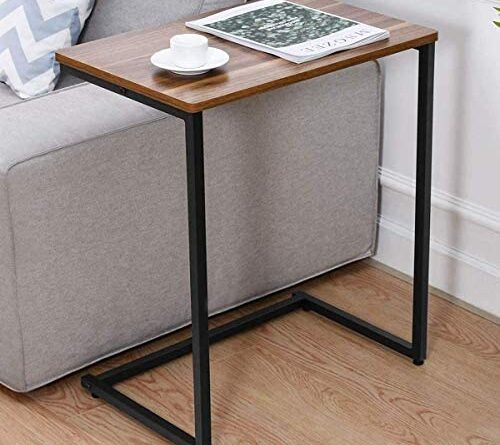 1619771839 51QEfkHzV6L. AC  500x445 - Homemaxs Sofa Side End Table C Table Multiple Stand 26-Inch for Small Space