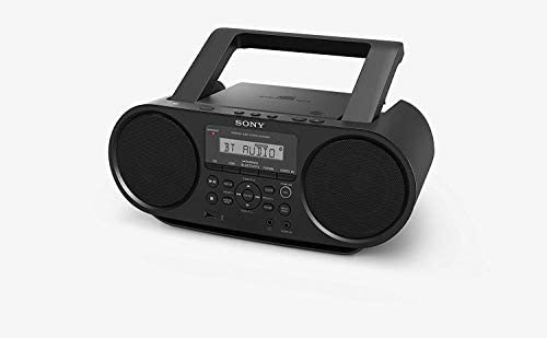 31+w574LJHL. AC  - Sony Portable Bluetooth Digital Turner AM/FM CD Player Mega Bass Reflex Stereo Sound System