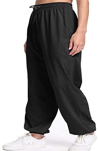 31Q2944pw6L. AC  - Ausook Womens Sweatpants for Women Sweatpants Sweat Pants Joggers for Women High Waist Lounge Jogger Pants for Women Pockets