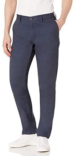 31qF1hjTzuL. AC  - Amazon Essentials Men's Slim-fit Wrinkle-Resistant Flat-Front Chino Pant