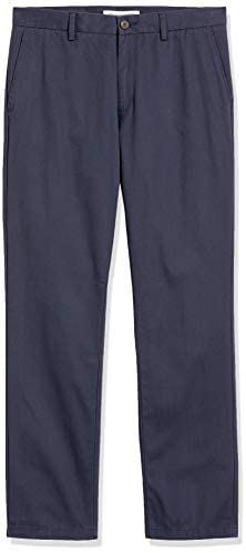 31z3AAZYdoL. AC  - Amazon Essentials Men's Slim-fit Wrinkle-Resistant Flat-Front Chino Pant