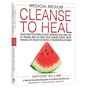 361bc051 49d2 4c86 ad8d b9cbdb341f2b.  CR0,0,800,800 PT0 SX300 V1    - Medical Medium Cleanse to Heal: Healing Plans for Sufferers of Anxiety, Depression, Acne, Eczema, Lyme, Gut Problems, Brain Fog, Weight Issues, Migraines, Bloating, Vertigo, Psoriasis, Cys