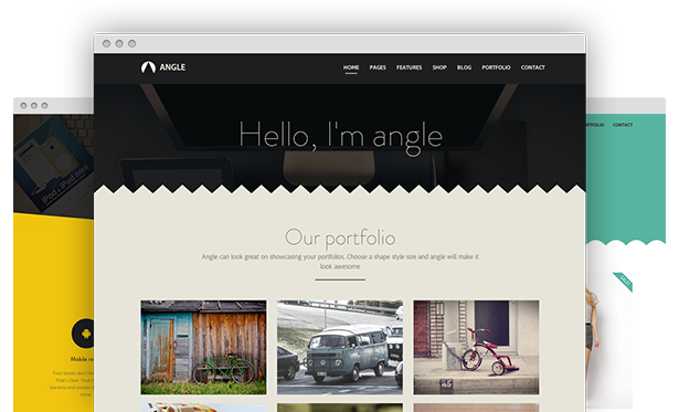 3up - Angle Flat Responsive Bootstrap MultiPurpose Theme