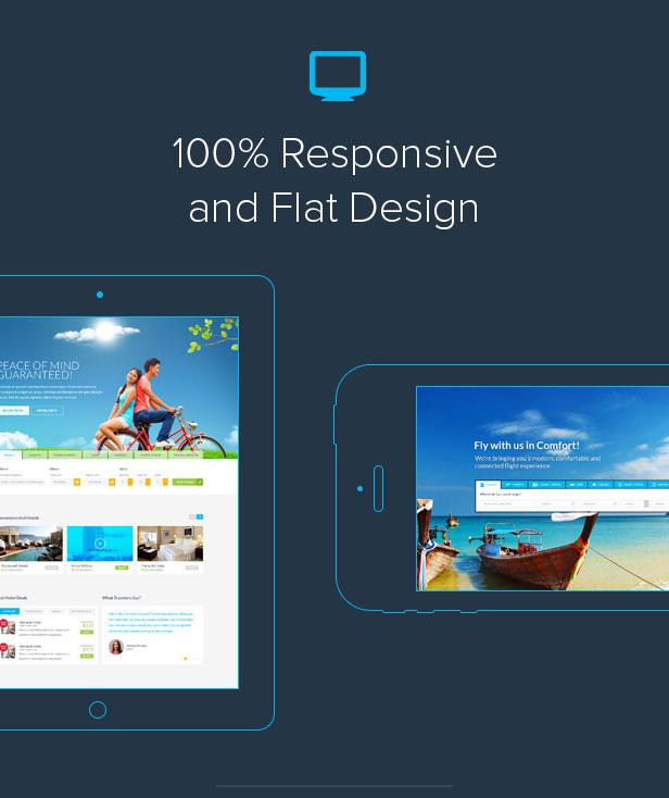 4 intro responsive - Travelo - Travel/Tour Booking Responsive WordPress Theme