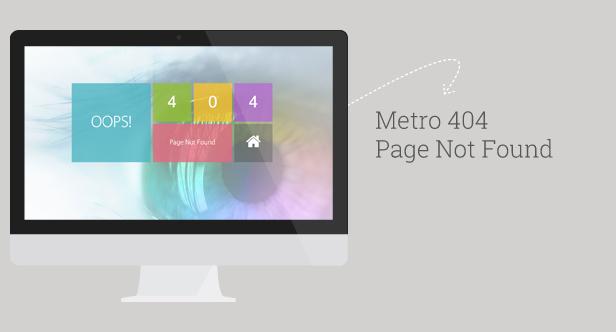 404 by vectorlab1 d6hwpnr - Metro Lab - Responsive Dashboard Template