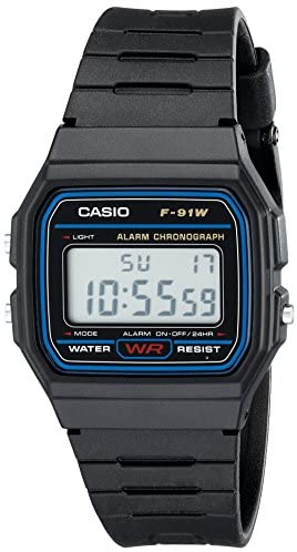 41+p4flZguL. AC  - Casio F91W-1 Classic Resin Strap Digital Sport Watch