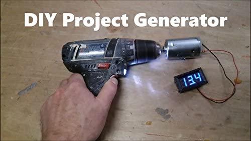 411Gx8It+3L. AC  - Pacific Sky Power DC Project Motor Generator