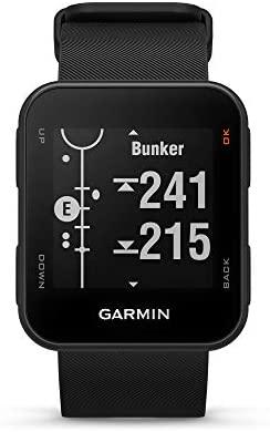 416onBR3fTL. AC  - Garmin 010-02028-00 Approach S10, Lightweight GPS Golf Watch, Black