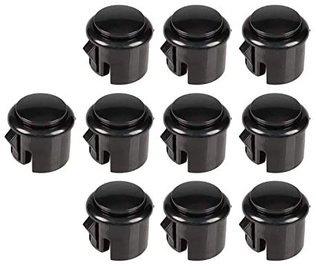 41RfkowhUWL. AC  - EG STARTS 10x Arcade 30mm Push Buttons Switch Multicade for Arcade PC Games Mame Jamma KOF Arcade Pinball Machine Parts & Accessories