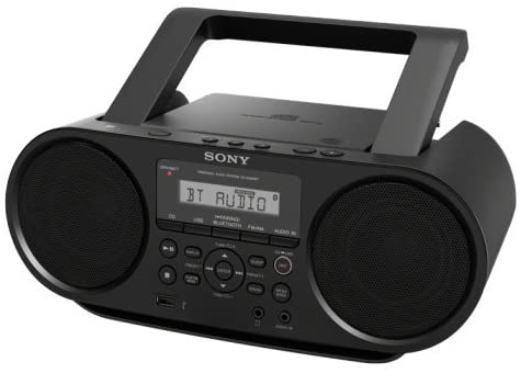 41mvrSDZAzL. AC  - Sony Portable Bluetooth Digital Turner AM/FM CD Player Mega Bass Reflex Stereo Sound System
