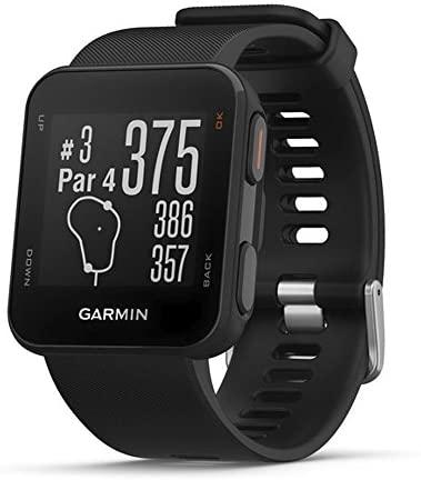 41x2JoqV0uL. AC  - Garmin 010-02028-00 Approach S10, Lightweight GPS Golf Watch, Black