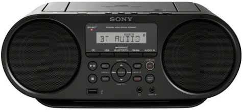41x3BLj9p3L. AC  - Sony Portable Bluetooth Digital Turner AM/FM CD Player Mega Bass Reflex Stereo Sound System