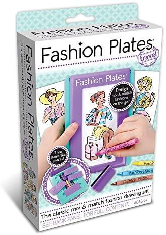 51HC XX6BOL. AC  - Fashion Plates Travel Kit