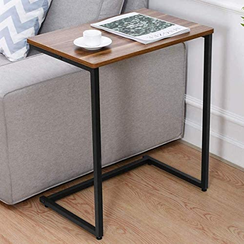 51QEfkHzV6L. AC  - Homemaxs Sofa Side End Table C Table Multiple Stand 26-Inch for Small Space