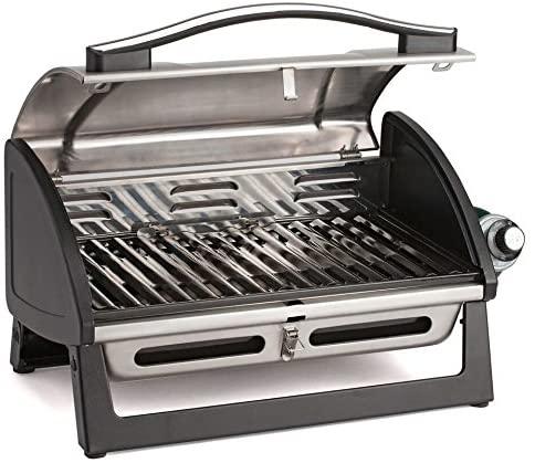 51RitzqBxWL. AC  - Cuisinart CGG-059 Propane, Grillster 8,000 BTU Portable Gas Grill