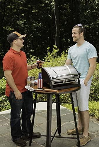 51ZbgRuZ+hL. AC  - Cuisinart CGG-059 Propane, Grillster 8,000 BTU Portable Gas Grill