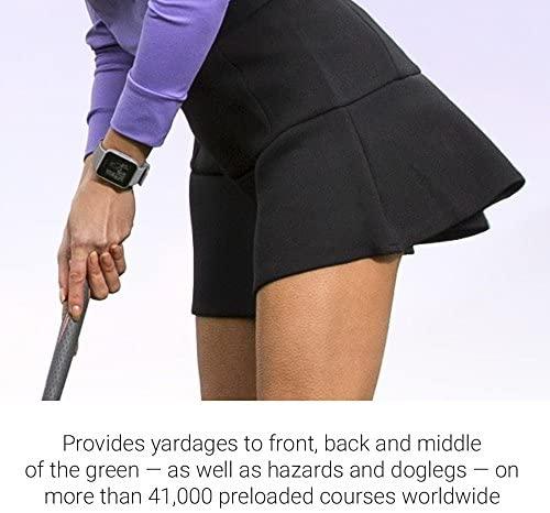 51qwXBGDvXL. AC  - Garmin 010-02028-00 Approach S10, Lightweight GPS Golf Watch, Black