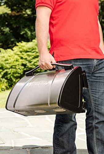 51sbtLWUWHL. AC  - Cuisinart CGG-059 Propane, Grillster 8,000 BTU Portable Gas Grill