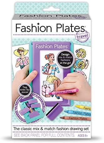 51y woHPs9L. AC  - Fashion Plates Travel Kit