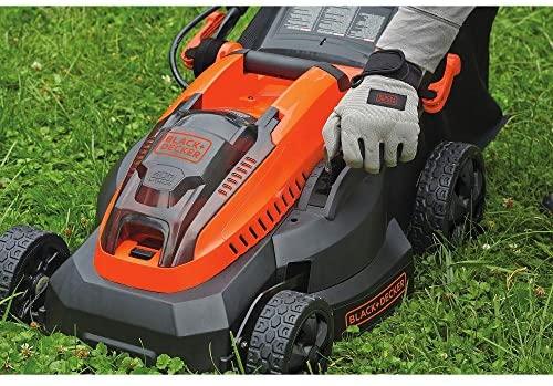 617tHWMJPDL. AC  - BLACK+DECKER 40V MAX Cordless Lawn Mower, 16-Inch (CM1640)