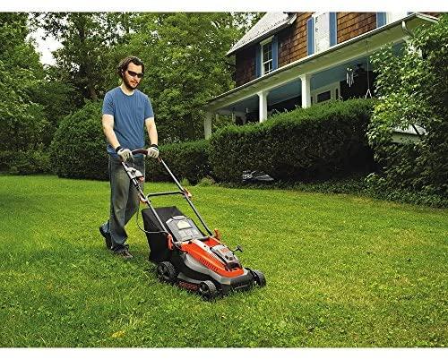 61KNJ2IYnYL. AC  - BLACK+DECKER 40V MAX Cordless Lawn Mower, 16-Inch (CM1640)