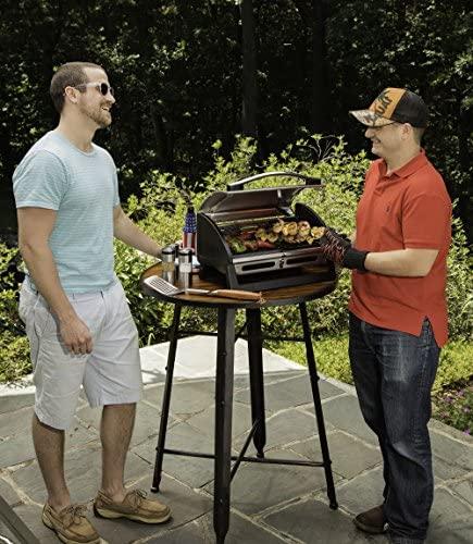 61ZTIEt2NbL. AC  - Cuisinart CGG-059 Propane, Grillster 8,000 BTU Portable Gas Grill