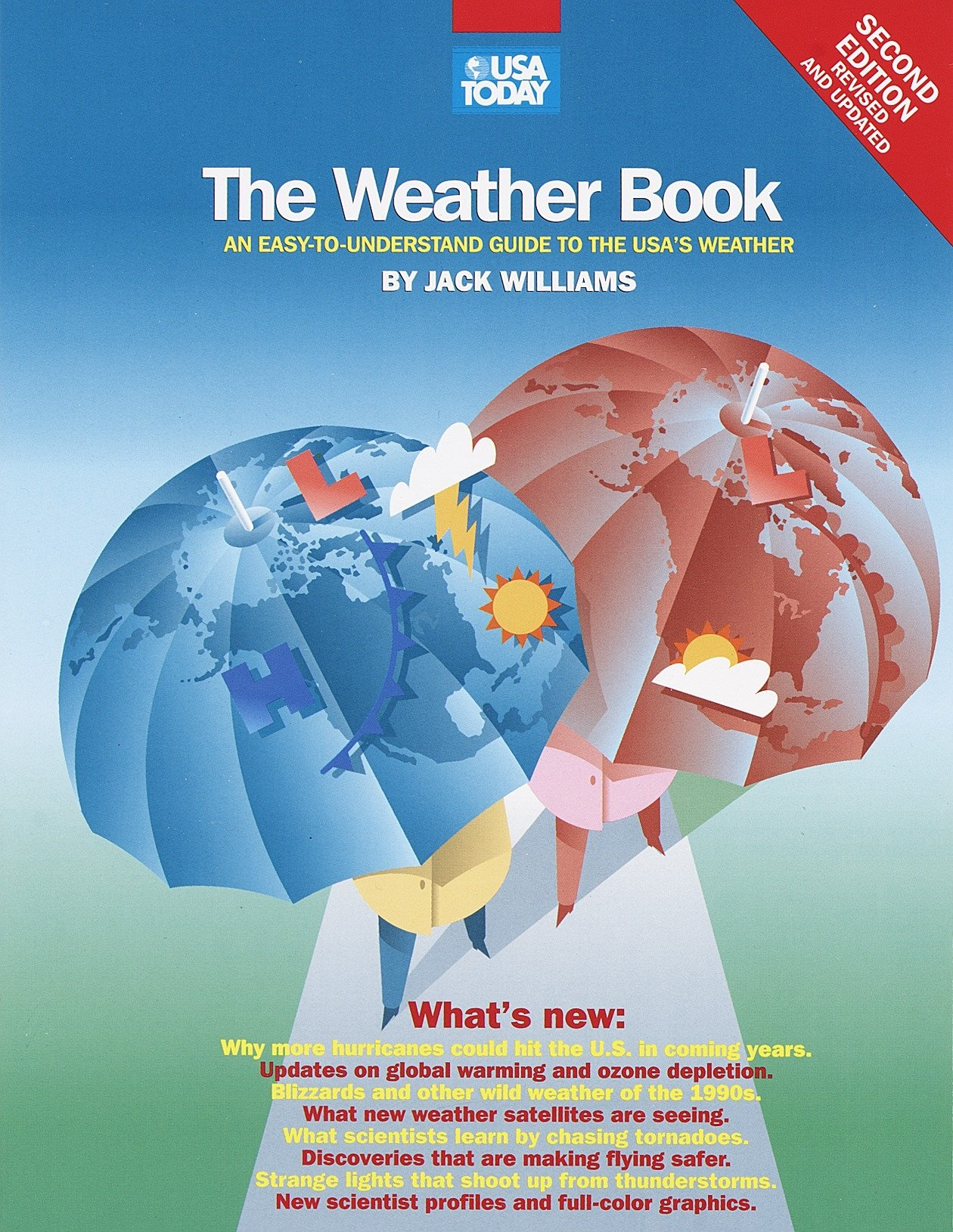 91VYXCJeYAL - The Weather Book: An Easy-to-Understand Guide to the USA's Weather