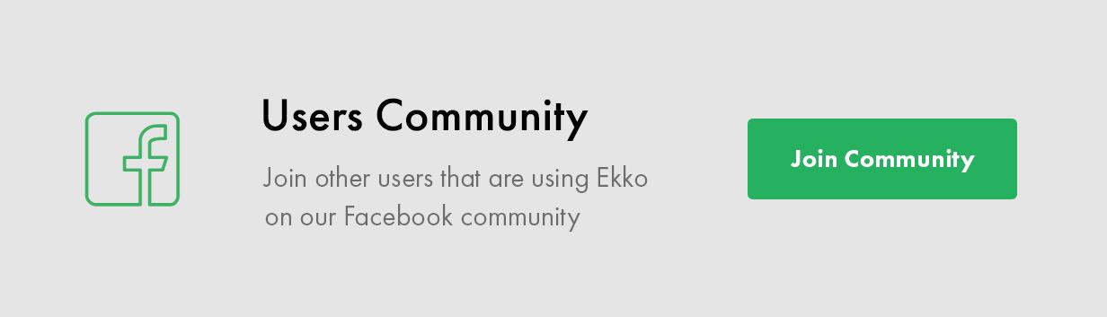 Fb Community - Ekko - Multi-Purpose WordPress Theme with Page Builder